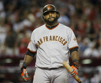 Pablo Sandoval will breakout in a big way in 2012