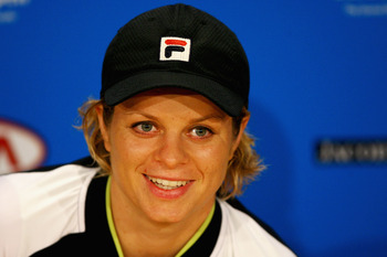 Kim Clijsters is done.