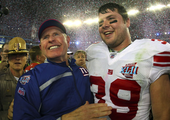 Coughlin currently ranks 4th in Big Blue history, for coaches with at least four years under their belt, with a .580 winning percentage. With a win in Indiannapolis, Coughlin would become only the third Giants coach with two titles, tying Parcells and Owen.