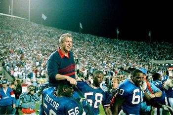 Parcells made the Giants relavant again, after 20 years mired in mediocrity.