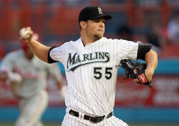 Johnson looks to lead the new-look Marlins to postseason glory in 2012