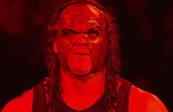 Kane returns to Raw with a new look.