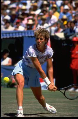 Chris Evert in 1984