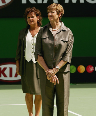 Two great competitors in 2005