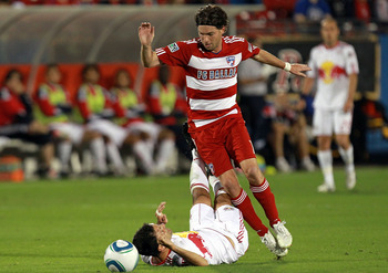 FC Dallas open up 2012 against the team that eliminated them last season in the playoffs: New York.