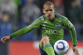 Osvaldo Alonso and the Seattle Sounders are ready to deliver more championship hardware to the Pacific Northwest.