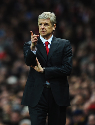 Arsene Wenger has his work cut out for him if Arsenal are to finish in the top four.