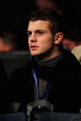 Jack Wilshere's future looks a little less clear than it did a year ago.
