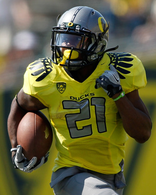 LaMichael James- Oregon Running Back