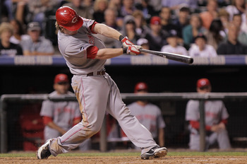 Catcher Ryan Hanigan