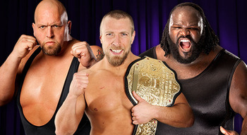 Big Show vs. Daniel Bryan vs. Mark Henry
