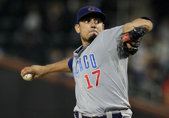 Matt Garza would be an unlikely player to be sent Boston's way.