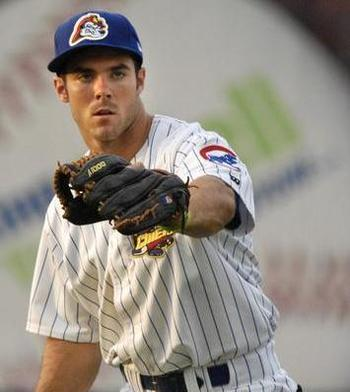 Matt Szczur is another promising Cubs outfielder.