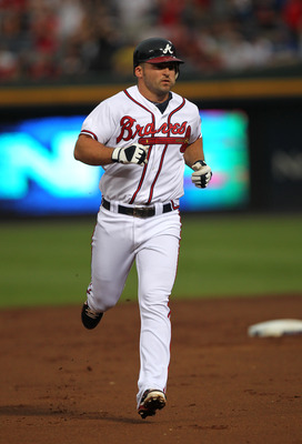 Dan Uggla could win another Silver Slugger Award this year.