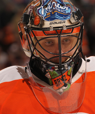 Flyers' $51 Million Goaltender, Ilya Bryzgalov