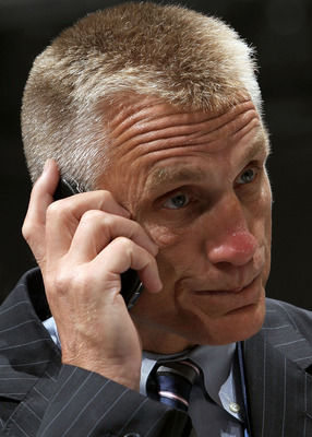 Flyers' General Manager Paul Holmgren will make an impact deal.