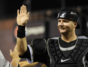 A.J. Pierzynski won't win any popularity contests but he can be a solid veteran presence for a contending team.