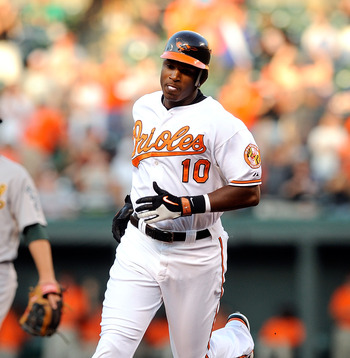 Could Adam Jones be headed out of Baltimore?