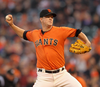 Matt Cain could be headed out of San Francisco