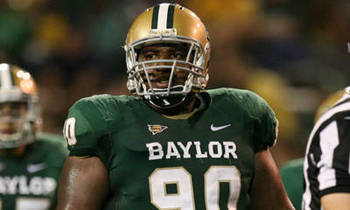 Nicolas Jean-Baptiste- Defensive Tackle, Baylor