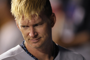 AJ Burnett is widely recognized as a bad contract for the Yankees.