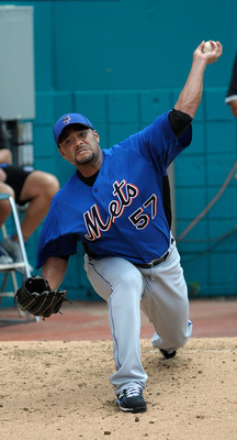 After a long rehab, Santana will return as Mets ace.