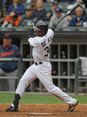 De Aza flew under the radar in 2011.
