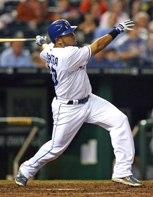 Cabrera hit full-stride in Kansas City last season.