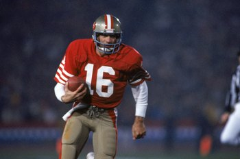 Joe Montana and the 49ers won their first Super Bowl in the 1981 season.