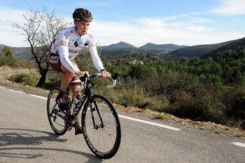 Nicholas Roche is the grand tour hope of AG2R in 2012