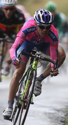 Cunego will be one of Lampre's big hopes in 2012
