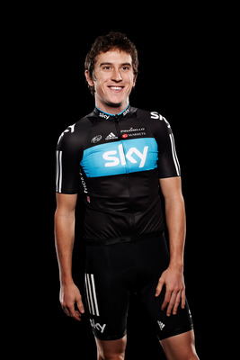 Geraint Thomas will have a great season leading out Cavendish