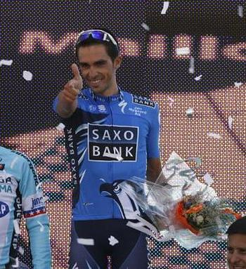 Contador with another win, but will he continue to race in 2012?