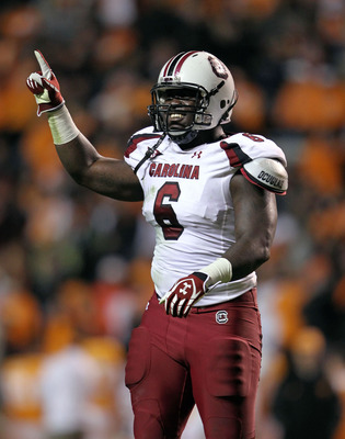 Melvin Ingram - South Carolina v Tennessee