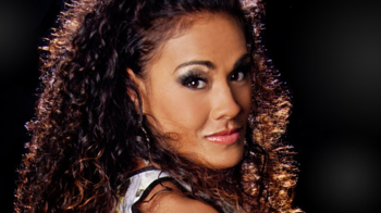 Tamina: Flying through the ranks.