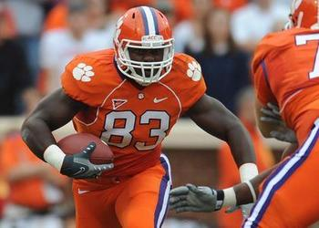 Clemson Tight End Dwayne Allen