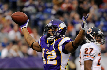 Harvin only going to get better with Christian Ponder