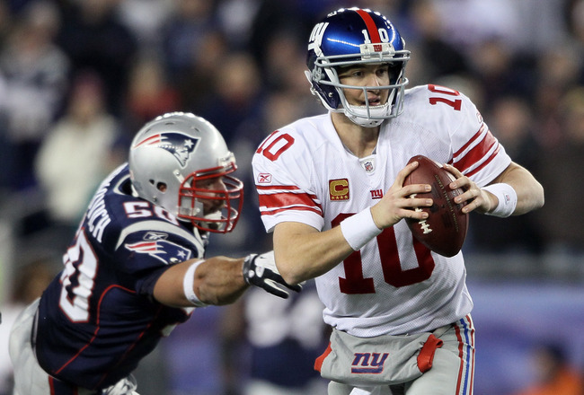 THE FORGOTTEN MAN of Super Bowl XLII