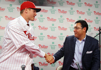 Papelbon begins the first year of his four year contract this season