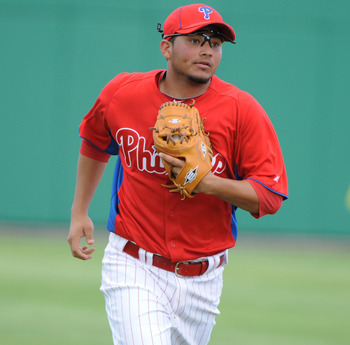 Could Galvis break camp with the big league club?