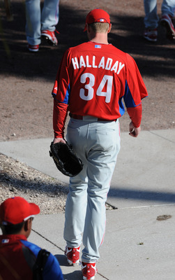 Roy Halladay's chances are running out
