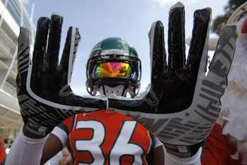In the next few years, the Miami Hurricanes will become a college football power once again