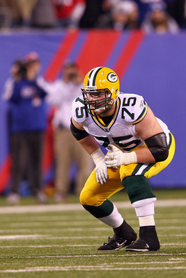 At age 21, Bryan Bulaga could anchor the Packers o-line for years to come.