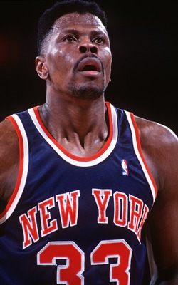 Patrick Ewing and the Knicks came close, but no cigar.