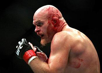 Keith Jardine; photo cred: cagedinsider.com