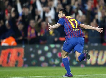 We need goals Pedro!