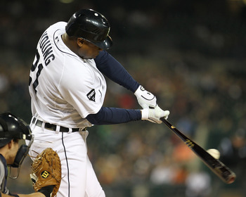 Delmon Young enjoyed a strong 40-plus games for the Tigers down the stretch and an even better ALDS and ALCS following his trade from Minnesota.