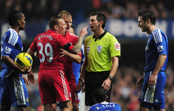 Craig Bellamy at his annoying best