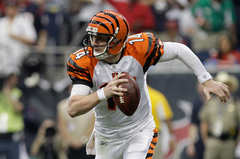 Even Andy Dalton could not avoid a Bengals playoff loss.