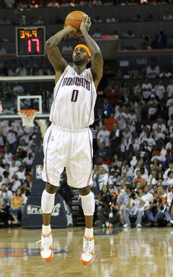 Larry Hughes knows how to score.